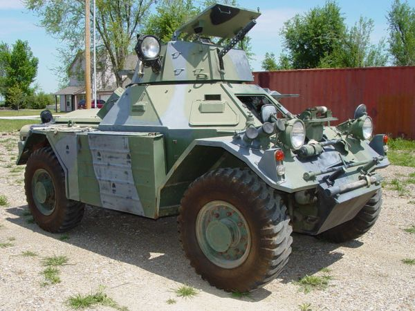 Armored Car For Sale >> Khaki Corps Imports Ferret Mk2 3 Scout Car