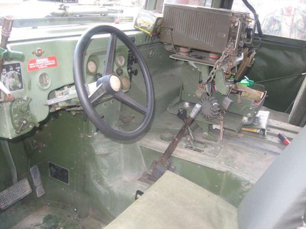 Khaki Corps Imports M998 High Mobility Multi Purpose