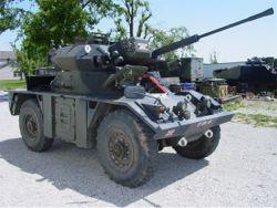 khaki corps imports british cvr w fox light armoured car. Black Bedroom Furniture Sets. Home Design Ideas