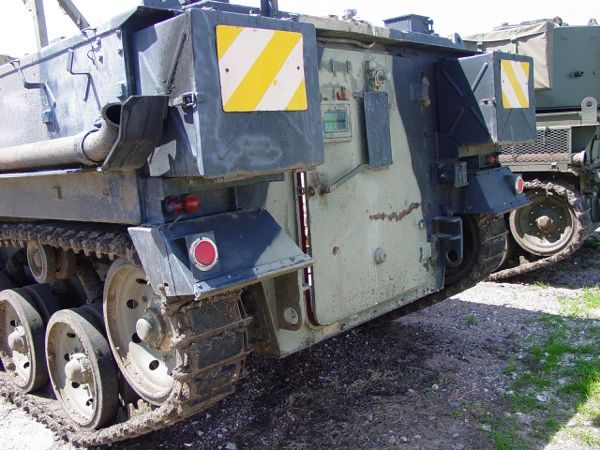Army Vehicles For Sale >> Khaki Corps Imports - FV432 Mk2 (Diesel) Armoured ...