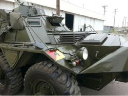 Khaki Corps Imports - Saracen Mk6 Armoured Personnel Carrier